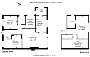 Epc Andover Energy Assessments Floor Plans Photographs Andover Epc